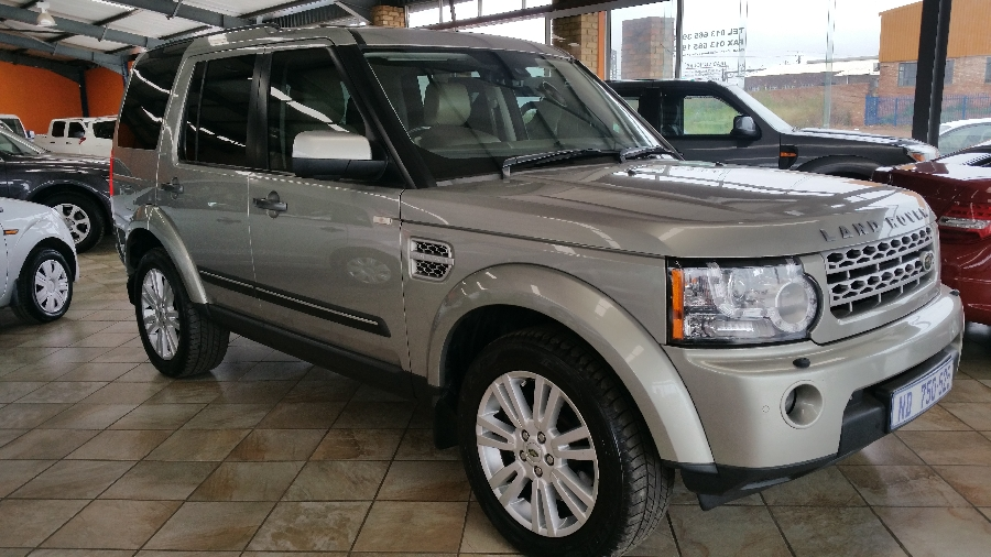 2009 LANDROVER  DISCOVERY 4