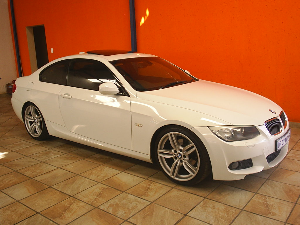 2013 BMW 325I COUPE A/T