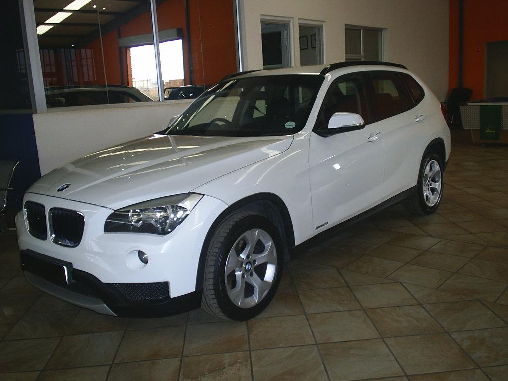 2014 BMW X1 XDrive 2.0i