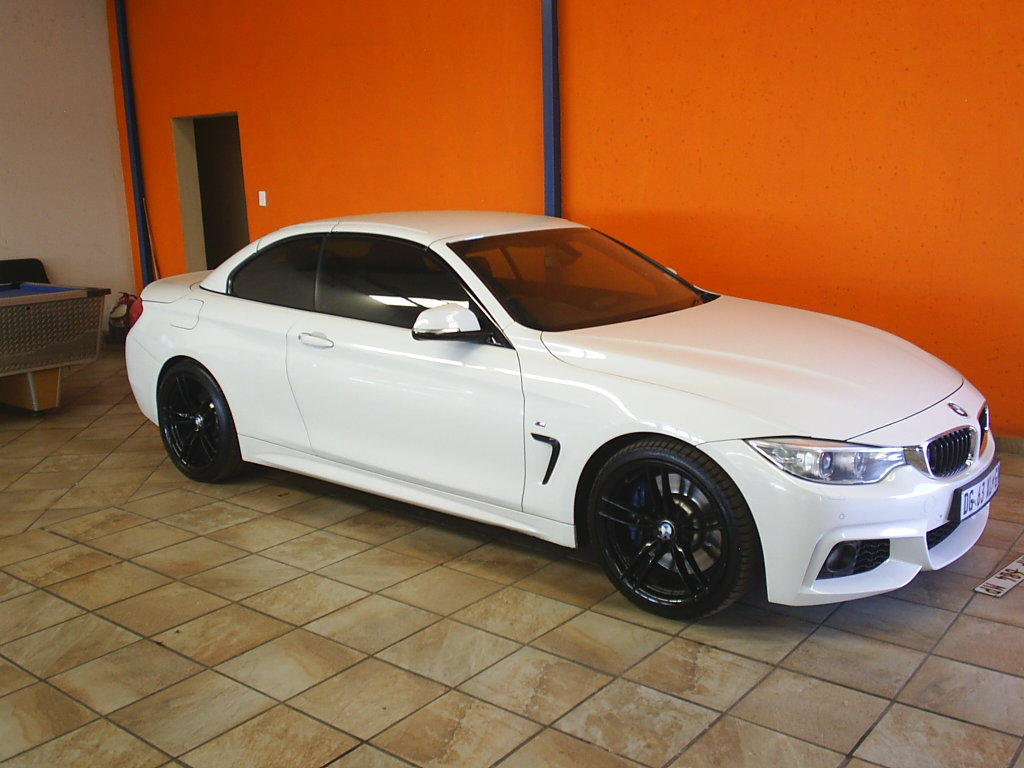 2014 BMW 435I Msport