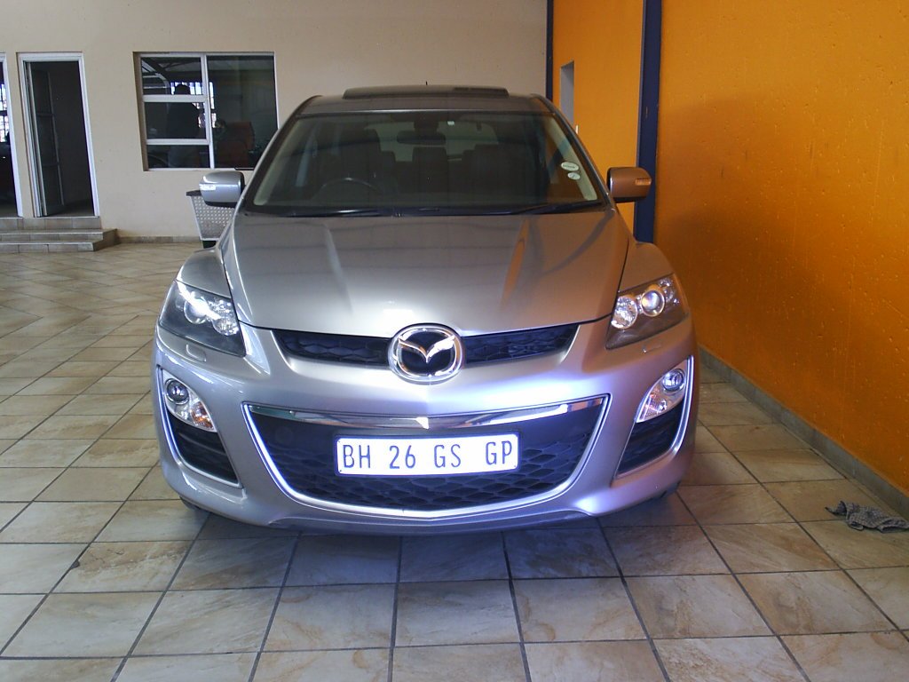 2011 MAZDA CX7