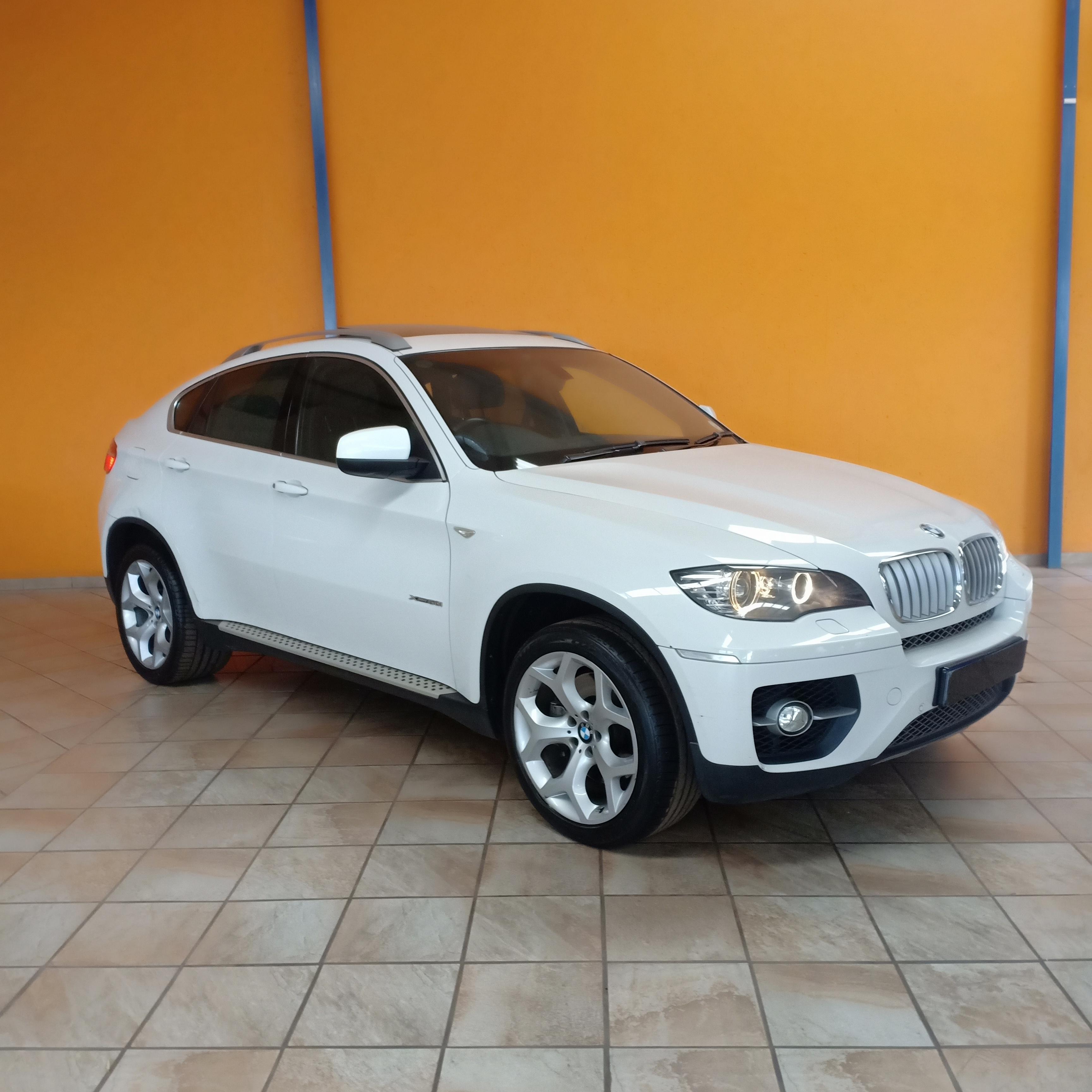 2010 BMW X6 XDRIVE 5.0I