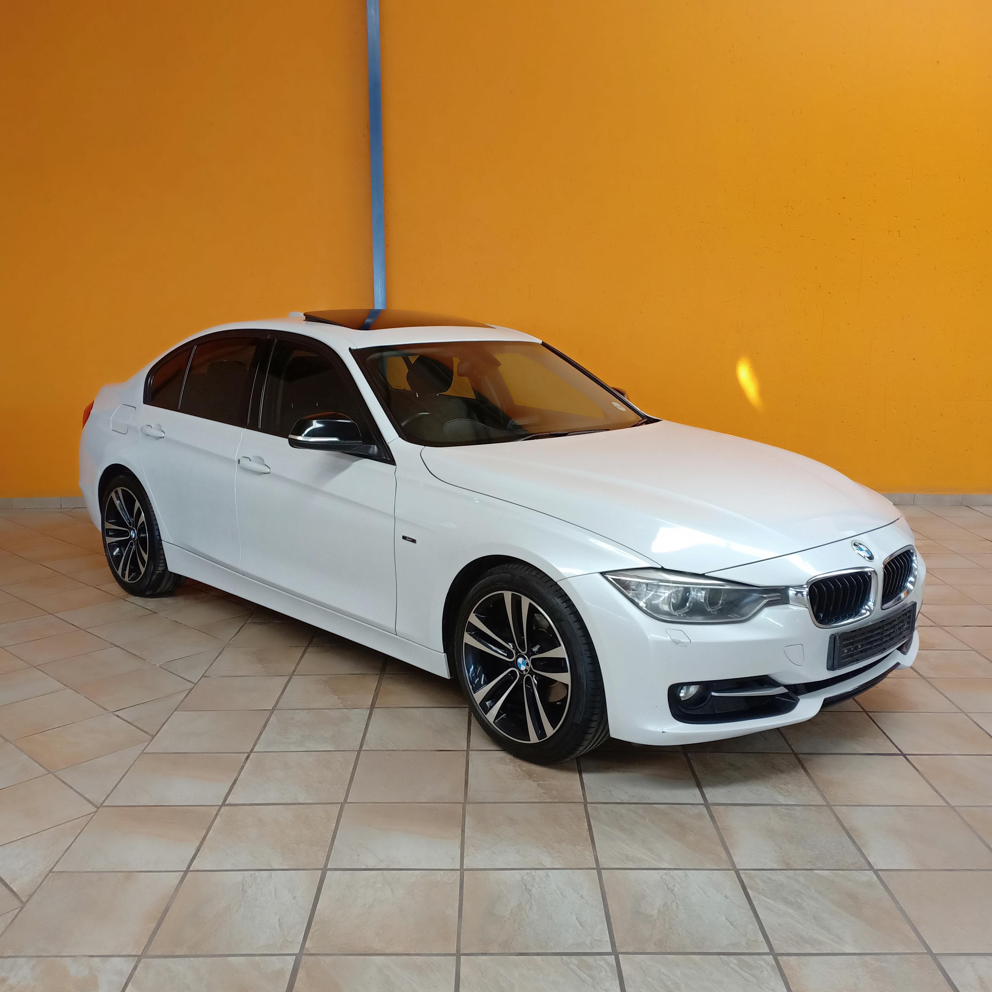 2013 BMW 320I (F30) A/T SPORTLINE